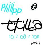 Philipp @ Cocoricò (Titilla) 10 Agosto 2011 > Dj Set Part.2