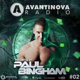 Paul Bingham AVANTINOVA RADIO #02