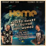 Alvaro Smart - HOME Bora Bora July 2018
