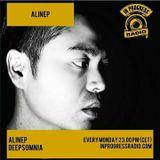 Deepsomnia with Alinep 019 - www.inprogressradio.com - July 4, 2017