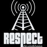 Bullet Bill -Live- on Respect DNB Radio