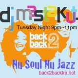 NuSou NuJazz Mix: DJ Mastakut Show on Back2Backfm.net 2018/02/27
