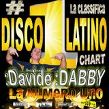 Numero #1 DISCO LATINL CHART by Davide DABBY DJ
