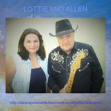 Lottie and Allen Country Music Duo Mix