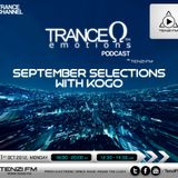 Trance Emotions Selections (September 2012) Mixed by Kogo