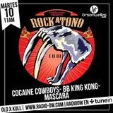 Old X Kull junto a Rockatono, Cocaine Cowboys y BB King Kong