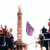 a imaginary walk over the Loveparade Berlin in 2015