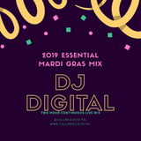 2019 Essential Mardi Gras Mix