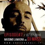 Episode #7 Dj Mass