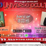 Programa Universo Oculto 15.08.2017 Solange Alves e Marco Ruiz