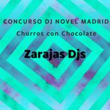 Concurso Dj Novel Madrid - Zarajas Djs