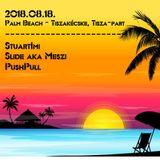 PushPull - Sun Goes Down Set + Warm Up, Palm Beach 18.08.18.