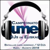 Antxon Casuso | Campeonato UME, Batalla 1: Overpeak Vs. Antxon Casuso (Finalizada)