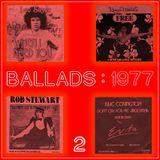 BALLADS : 1977 Vol. 2
