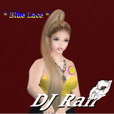 Hard techno in  * Blue Lace *