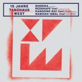 Dominic Banone @ 15 Jahre Tanzhaus West 24.11.2018 (Tanzhaus West, Frankfurt)