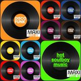 funk&soulful disco maxi club  the mix