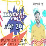 DanceFM Top 20   2 - 9  iunie 2018