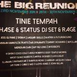 Rawkus Noise - Live @ Big Reunion festival 2014 Main Stage b4 Hannah Wants