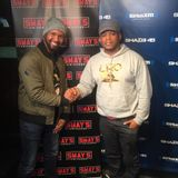 Sway In The Morning with DJ Reg West 2-1-16
