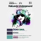 Live at HaiLands Underground - 2015-08-07