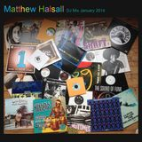 Matthew Halsall DJ Mix January 2014
