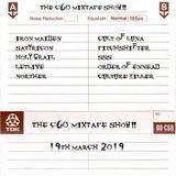 HRH Radio - The C60 Mixtape Show 19th March 2019