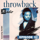 Throwback Radio #32 - DJ CO1 (90's Pop Mix)