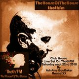 The House Of The House Live on ThothFM - Sept 22th 2018 -Sherlock Holmes-