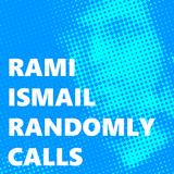 Rami randomly calls… Cara Ellison