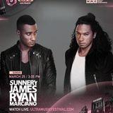Sunnery James & Ryan Marciano LIVE @ Ultra Music Festival Miami 2018
