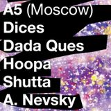 Udacha label night 01.03.14 @ Stackenschneider