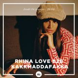 Rhina Love B2B Kakkmaddafakka • DJ Set