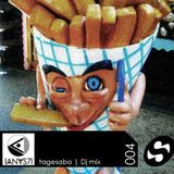 Tagesabo (IANUS71 - SAOBI) Mix Podcast 004 - DJ Set - Recorded live