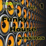 Funky House Session 18.09.16 mixed by DJ Lemiesh & WOODEN 320 KBPS