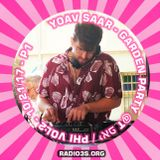 Yoav Saar @t פאי / Phi Garden Party - part 1