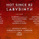 Erick Morillo - Live at Labyrinth, Tobacco Dock (London) - 31-Mar-2018