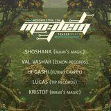 DJset @ MO:DEM teaser w/ LUCAS (Tip rec.) ChannelZero, Metelkova city SLOVENIA