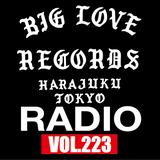 BIG LOVE RADIO vol.223 (Apr.27, 2019)
