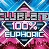 CLUBLAND-100% EUPHORIC-CD2