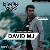 #GUESTDJOFTHEWEEK David Mj #PODCAST SPECIAL016 By DJNATIUSRADIO