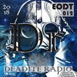 Deadite Radio - End Of Days Transmission Vol 12 (Live on Facebook - Recorded 12/31/18 NYE)