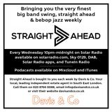 15-11-17 Straight Ahead on Solar Radio with David Lewis and davisandco.co.uk