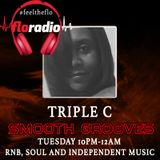 Tuesday Nights Smooth Grooves on floradio #88 17-10-17 www.triplec.me