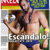 Escándalo! - Podcast N°9 2K14 - Progr & Tribal HOUSE - ENRICO MELONI