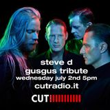 Steve D - GusGus Tribute for Cutradio (02/07/2014)