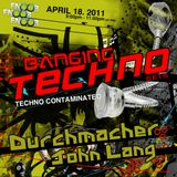 Banging Techno sets :: 002 >> Durchmacher and John Lang