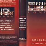 Dr S Gachet - AWOL - Last Night at Paradise Club - December 1994