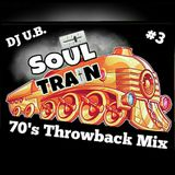 70 's Throwback Soul Train Mix # 3 (Clean) 3-10-2018