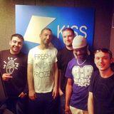 HEIST & DJ PLEASURE WITH DJ HYPE ON KISS FM - 2014 05 14